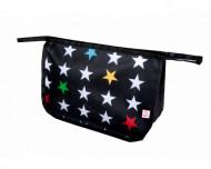 MY BAG'S Kosmetinė Black Stars cb-sta-bl