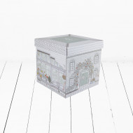 BABYBLOOMS vystyklo ir kojinių rinkinys Muslin cake Pink BMC00002