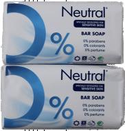 NEUTRAL soap 2 x 100g 218304