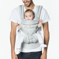 ERGOBABY carrier Omni 360 Cool Air Mesh Pearl Grey BCS360PGREY BCS360PGREY