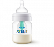 AVENT anti-colic with AirFree vent bottle 125ml 0m+ SCF810/14 1/010