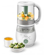 AVENT healthy baby food maker 4 in 1 Green N1 SCF885/01 1/785