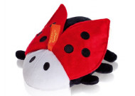 FASHY heat pack with rape seed filling Ladybird 6340 22cm 6340