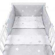 KLUPS 5 dalių patalynės komplektas Starry Miracle K090