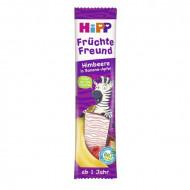 HiPP bananų, obuolių sulčių ir aviečių sulčių batonėlis 12m+ 23g 31362 31362