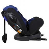 Milli automobilinė kėdutė All Stages Blue/Black KN-blue-21/KN-black-