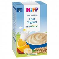 HiPP pieniška košė su vaisiais ir jogurtu 250g 8m+ 3311 3311