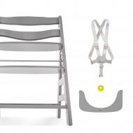 HAUCK highchair Alpha+ Grey 661178