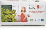 Eco by NATY diapers 4+, 42pcs 8178440