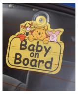 MOTHERCARE ženklelis vaikas automobilyje Winnie 537251 537251