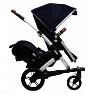 JOOLZ automobilinė kėdutė Be Safe P. Blue 300008 300008