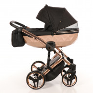 Milli stroller Mirror Satin 2in1 02 MirrorSatin02