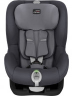 BRITAX automobilinė kėdutė KING II BLACK SERIES Storm Grey ZR SB, 2000027559 2000027559