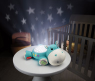 FISHER PRICE Plush Projection Soother (Hippo), CGN86 CGN86