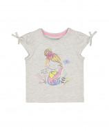 MOTHERCARE marškinėliai tr.r. merg. Pastel Peace SE375 232058