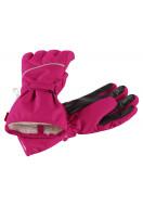 REIMA Pirštinės Harald Cranberry pink 527293-3600-006 527293-3600-006