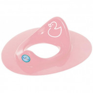 Toilet Trainer DUCK light pink DK-090-130