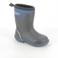DOCK BOOT Neperšlampami neopreno batai Alf Blue/black 88-2484 31 88-2484