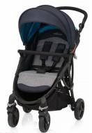 BABY DESIGN vežimėlis Smart Graphite 17 smart17