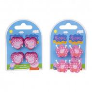 Segtukai Peppa Pig 4 vnt., asort., 300320 300320