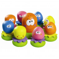 TOMY vonios žaislas Aštuonkojų šeimynėlė, 2756