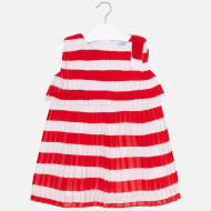 MAYORAL Dress Red 6F 3944-66 3944-66 4