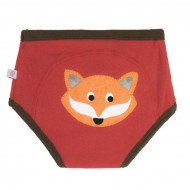 ZOOCCHINI training pant 3/4years Finley the Fox 3T/4T ZOO13501-3T/4T