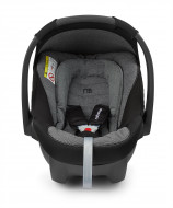 MOTHERCARE car seat ISOFIX grey NA268 200524