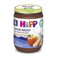HiPP grūdų košelė su pieno ruošiniu ir sausainiais 190g 4m+ 5514 5514