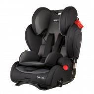 MILLI automobilinė kėdutė SPORT 1/2/3 Dark Grey 4752062146450
