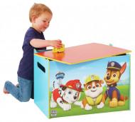 Žaislų dėžė Paw Patrol, 474PTR01E 474PTR01E