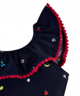MOTHERCARE maudymosi kostiumėlis merg. Swimwear SB809 365282