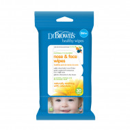 DR.BROWNS face napkins and nose wipe 30pcs HG002-P2 HG002-P2