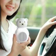 MiniMu baby air humidifier and night light Bear, MMMHDB0001 MMMHDB0001