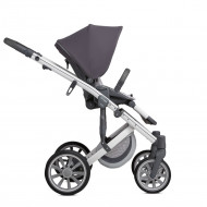 ANEX vežimėlis 2in1 m/type Sport Gray cloud Q1(SP15)