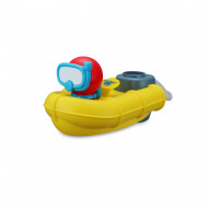 BB JUNIOR vonios žaislas Splash 'N Play Rescue Raft, 16-89014 16-89014