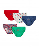MOTHERCARE briefs boy 5pack Superstar SE402 253810