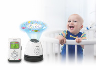 VTECH audio baby monitor with LCD and projector BM2200 BM2200