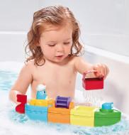TOMY vonios žaislas Motorinė valtis, E72453
