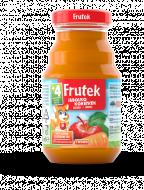 FRUTEK obuolių ir morkų vaisių ir daržovių sultys 4m+ 125ml 3838945502627