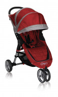 BABY JOGGER vežimėlis City Mini 3 wheels Crimson/gray BJ11436