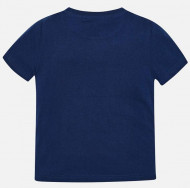 MAYORAL T-shirt s/s SteelBlue 5G 3033-15 3033-15 9