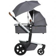 JOOLZ skėtis vežimėliui Uni² Quadro Grigio 500515 500515
