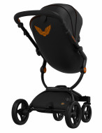 MIMA vežimėlis REBEL Black/Orange A115-06111RE