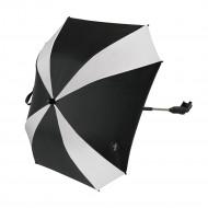MIMA skėtis vežimėliui Black & White S1101-08BW2 S1101-08BW2