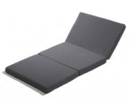 MILLI turistinis čiužinys COMFORT, pilkas, 120x60 cm Tourist mattress Gre