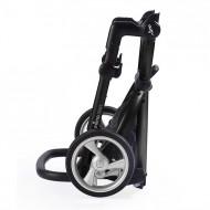 MIMA vežimėlio rėmas Xari Black, A115-02 A115-02
