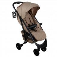MILLI Ride vežimėlis, sand 4752062146337