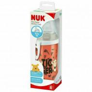 NUK buteliukas su silikoniniu snapeliu 300ml 12m+ Disney SK90 SK90