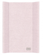 CEBA changing mat 50x70 Pastel Collection Pink W-200-100-552